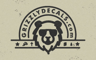 Grizzly Decals